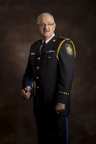 Chief Peter McIsaac